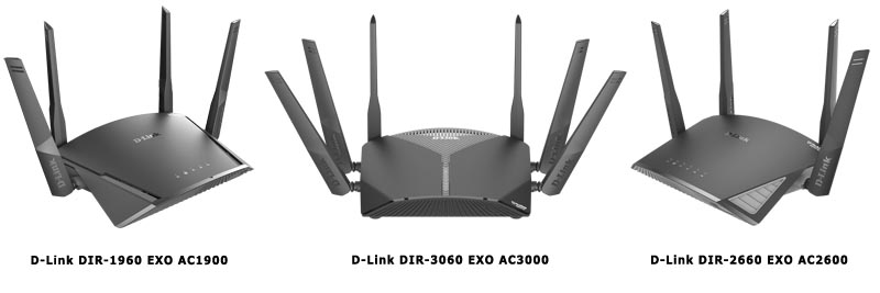 D-Link Mesh Wifi router