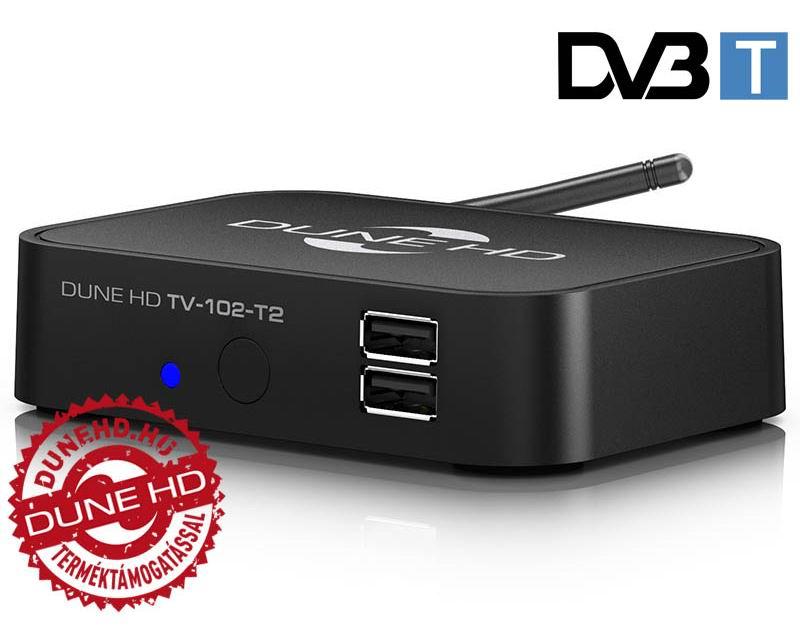 Dune HD TV-102W-T2