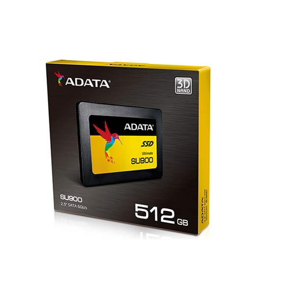 "ADATA 2.5"" SSD SATA III 512GB Solid State Disk"