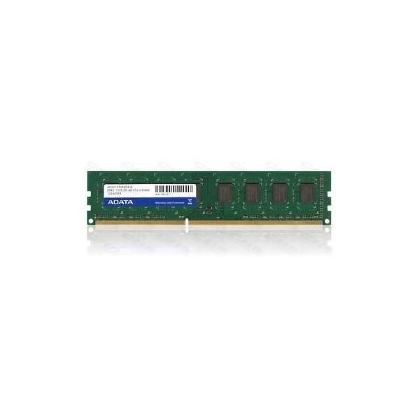 ADATA Memória DDR3 4GB 1333MHz dual rank