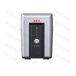 AEG UPS Protect A. (3+1 IEC13) 500VA (300 W) LINE-INTERACTIVE szünetmentes tápegység