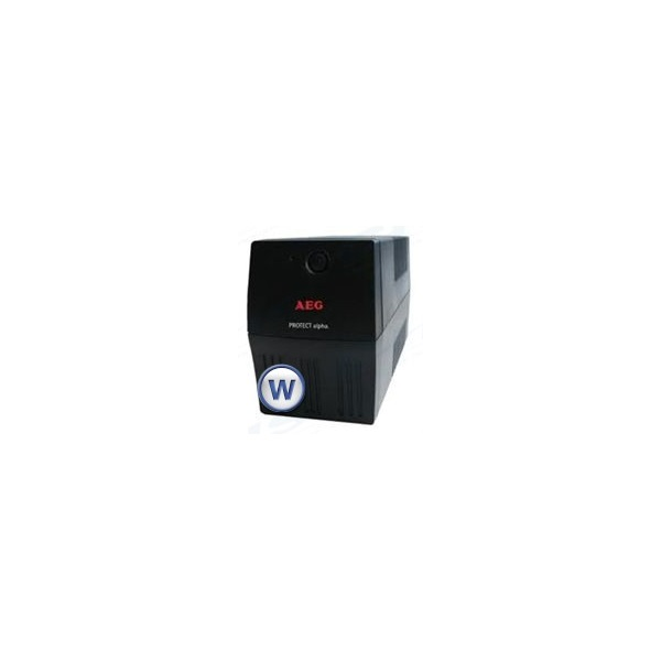 AEG UPS Protect Alpha (3+1 IEC13) 450VA (240 W) LINE-INTERACTIVE szünetmentes tápegység