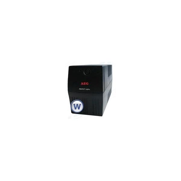 AEG UPS Protect Alpha (6 IEC13) 800VA (480 W) LINE-INTERACTIVE szünetmentes tápegység