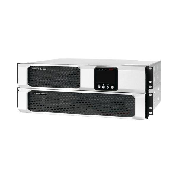 AEG UPS Protect D. (6 IEC13) 1500VA (1350 W) ONLINE szünetmentes tápegység