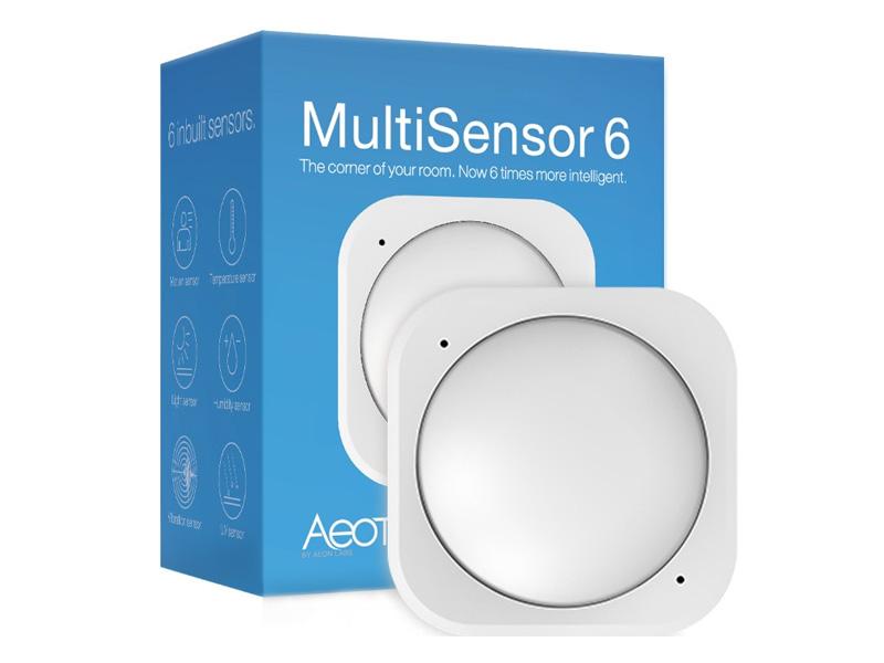 AEOTEC MultiSensor 6 Mozgásérzékelő