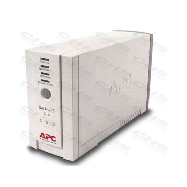 APC Back-UPS BK650EI (CS) (3+1 IEC13) 650VA (400 W) 230V Power-Saving OFFLINE szünetmentes tápegység