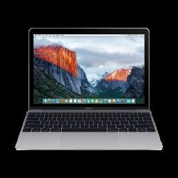 """APPLE MacBook 12"""" Retina/DC M3 1.2GHz/8GB/256GB/Intel HD Graphics 615/Silver - INT KB (2017)"""