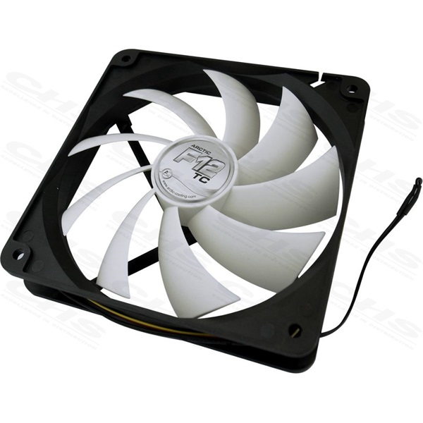 Arctic Cooling Rendszerhűtő ventillátor Arctic F12 PWM fan
