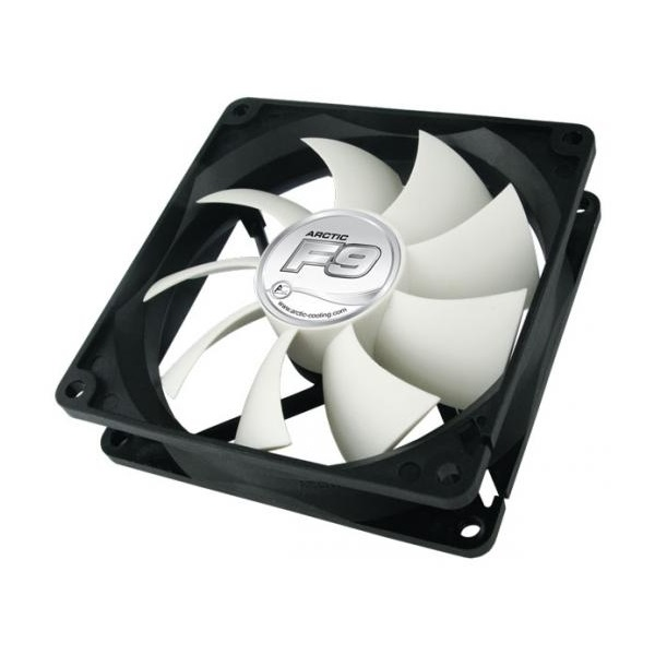 Arctic Cooling Rendszerhűtő ventillátor F9 9cm
