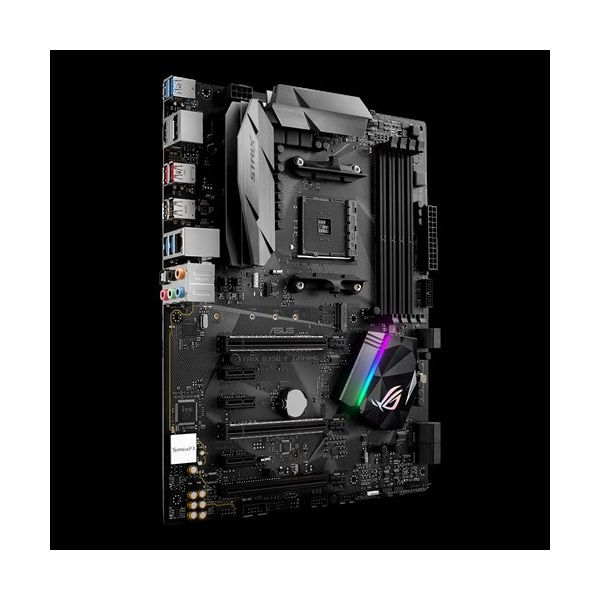 ASUS Alaplap AM4 ROG STRIX B350-F GAMING AMD B350