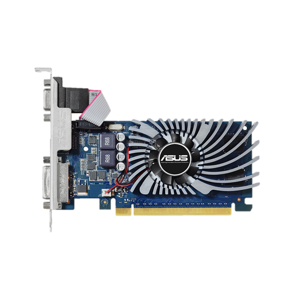 ASUS Videokártya PCI-Ex16x nVIDIA GT 730 2GB DDR5 Passzív Low Profile hátlapi kivezetéssel