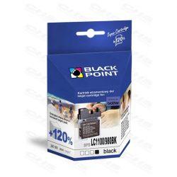 Black Point patron BPBLC1100/980Bk (Brother LC1100/980 Bk)
