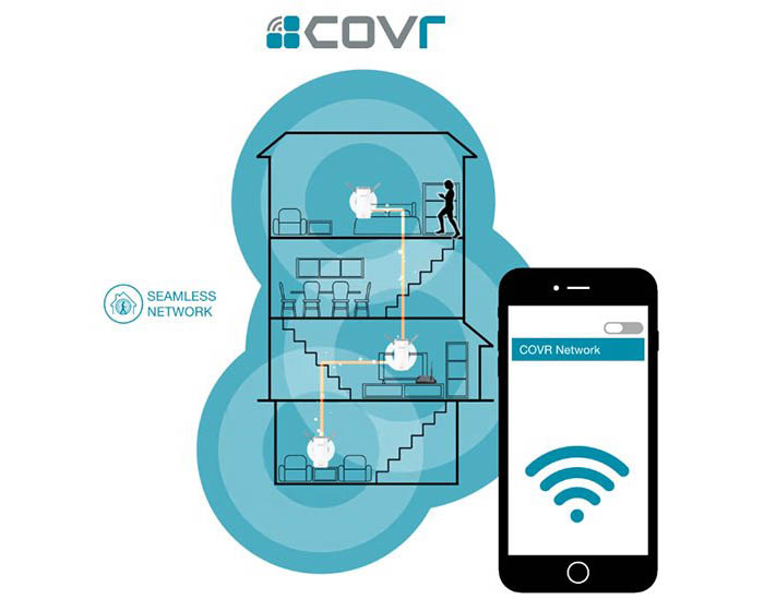 D-Link COVR-C1202 Access Point