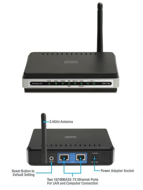 D-Link DAP-1160 Access Point
