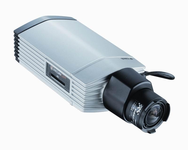 D-Link DCS-3716 IP kamera
