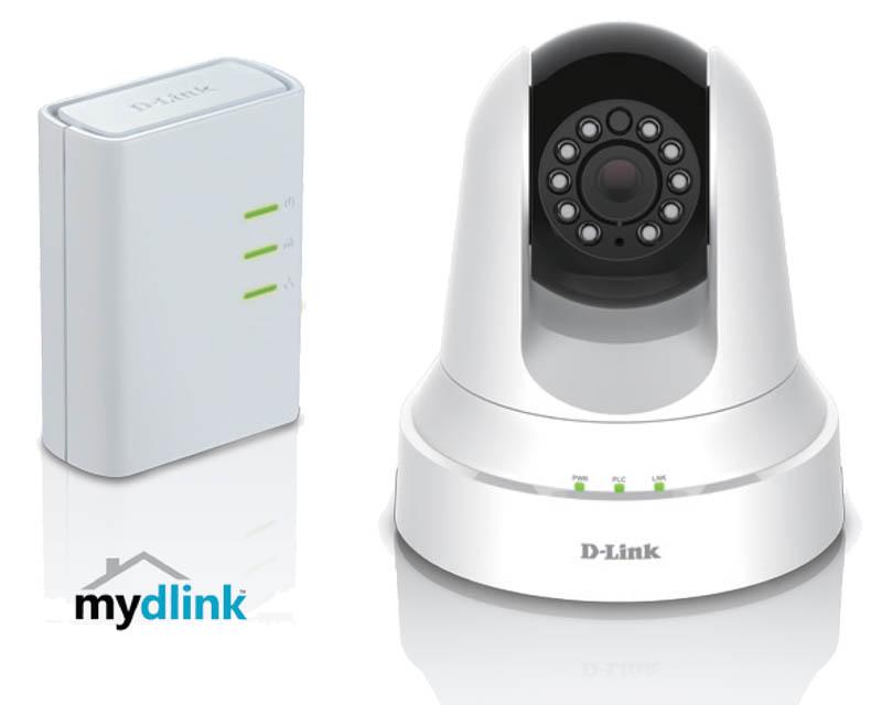 D-Link DCS-6045LKT IP kamera