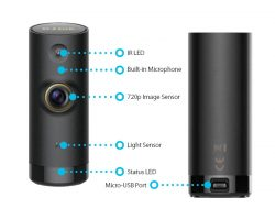 D-Link DCS-P6000LH IP kamera