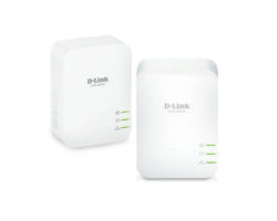 D-Link DHP-601AV PowerLine adapter kit