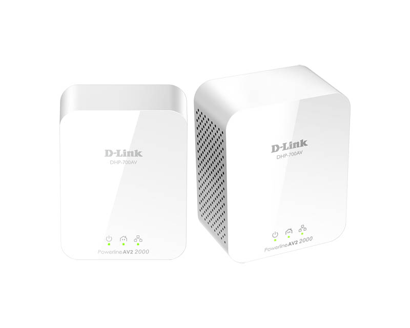 D-Link DHP-701AV PowerLine adapter kit
