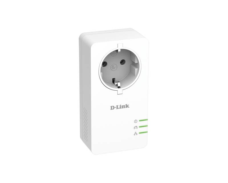 D-Link DHP-P601AV PowerLine adapter kit