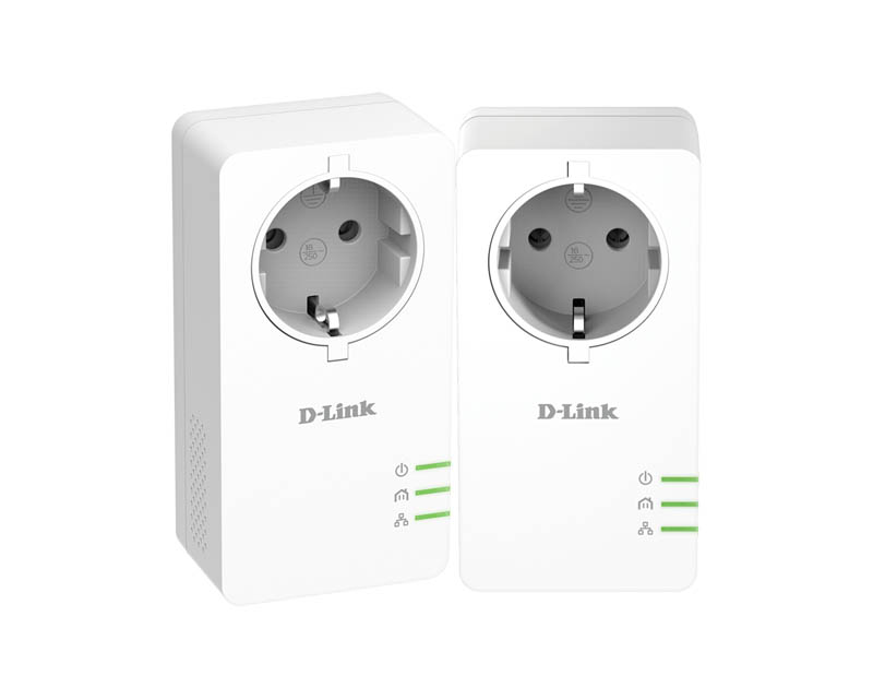 D-Link DHP-P601AV PowerLine adapter kit