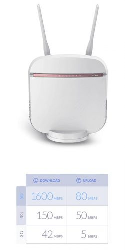 D-Link DWR-978 5G Wifi Router