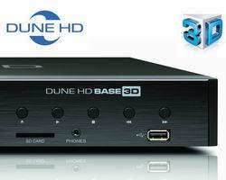 Új Dune HD 3D-s médialejátszók - Dune HD Base 3D