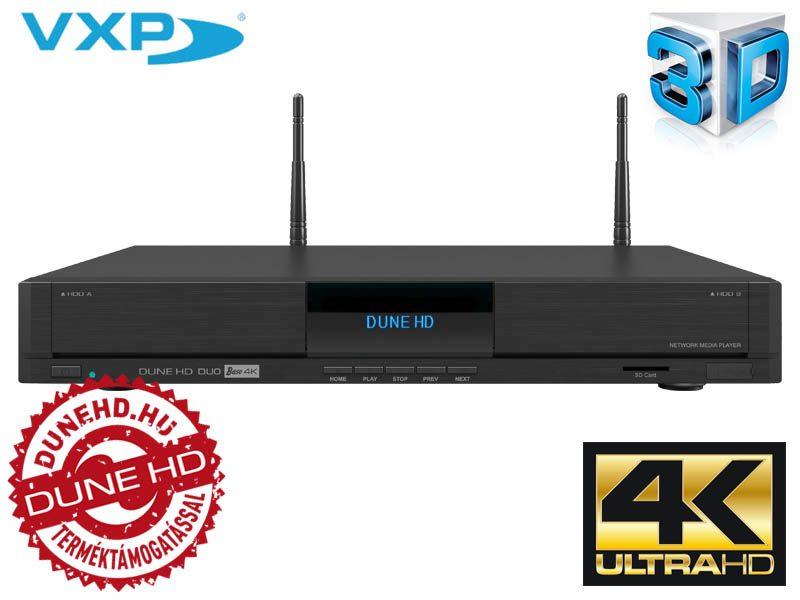 Dune HD Duo Base 4K médialejátszó