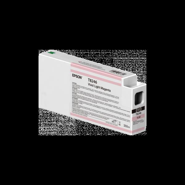 EPSON Patron Singlepack Vivid Light Magenta T824600 UltraChrome HDX/HD 350ml