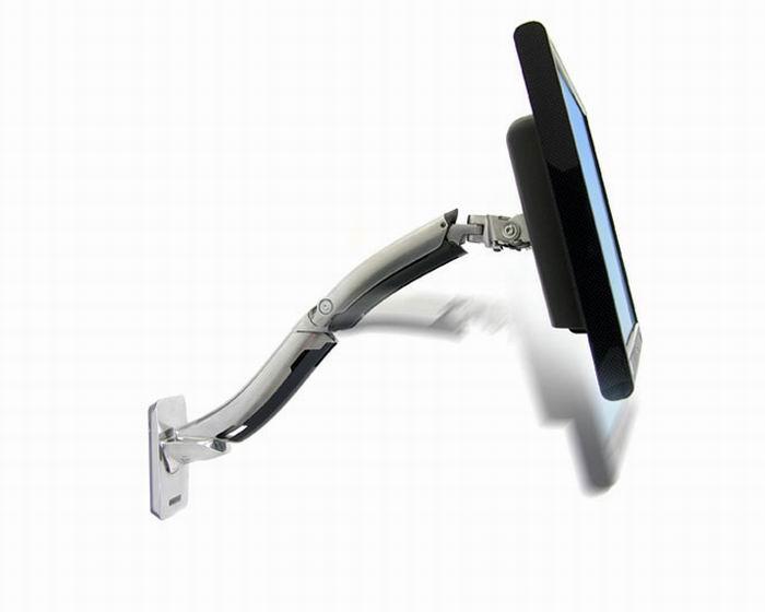 Ergotron MX fali LCD monitor tartó kar