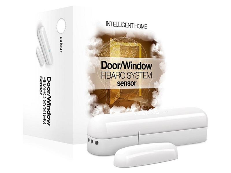 Fibaro Door/Window Sensor nyitásérzékelő fehér