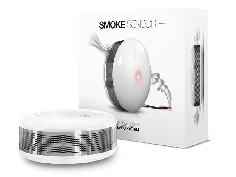 Fibaro Smoke Sensor füstérzékelő