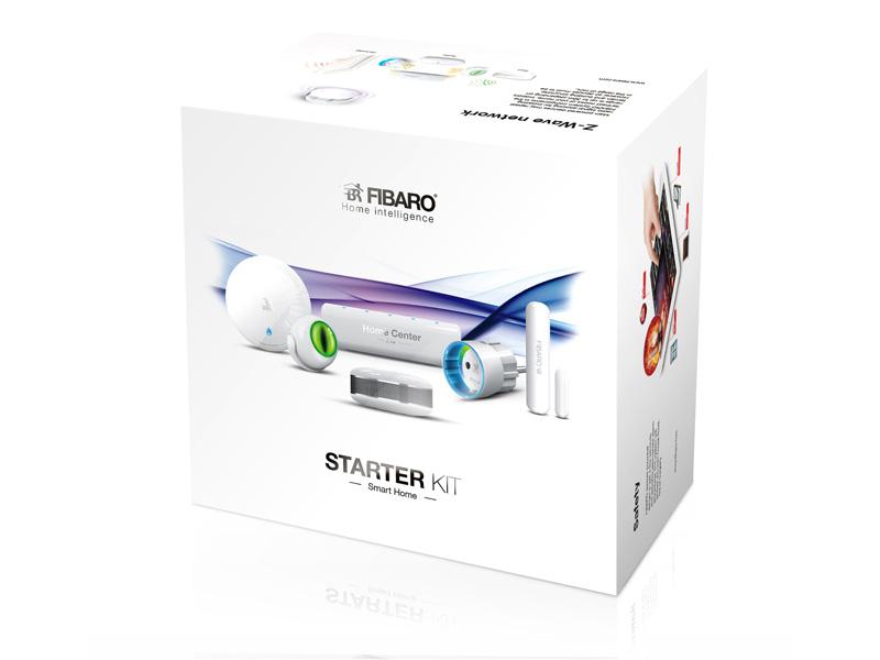 Fibaro Starter Kit Okos otthon csomag