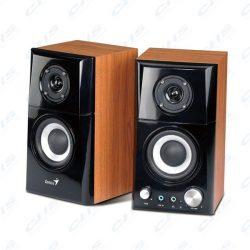 GENIUS 2.0 Hangszóró SP-HF500A Jack 14 Watt Fa színű