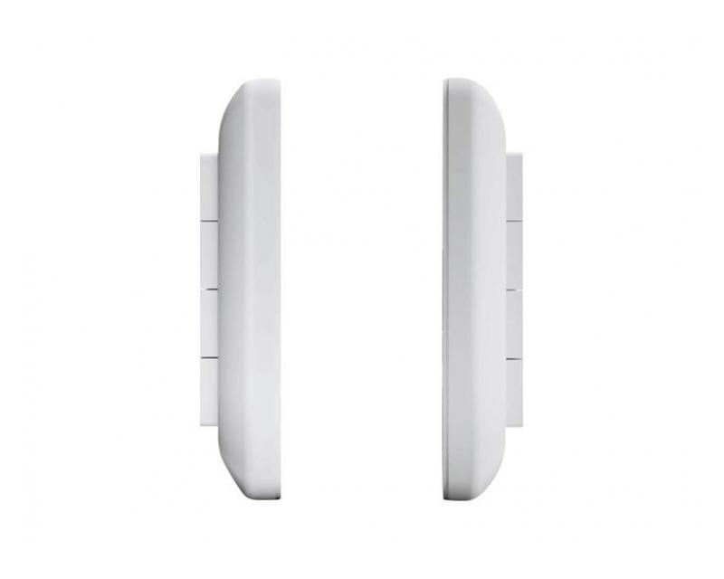 Heatit Z-Push Button 8 Fehér Z-wave okos fali kapcsoló