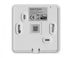 Heatit Z-Temp2 Fehér okos termosztát
