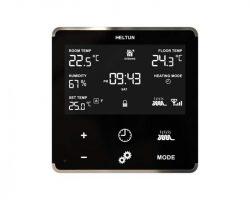 Heltun Heating Thermostat Fekete-ezüst okos termosztát HE-HT01-SK