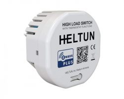Heltun High Load Switch 16A okos relé HE-HLS01