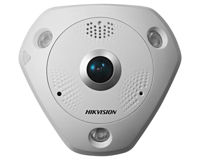 Hikvision DS-2CD63C2F-IVS (1.98mm) IP kamera