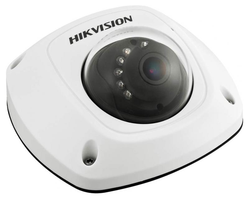 Hikvision DS-2CS54A1P-IRS (3.6mm) Analóg kamera