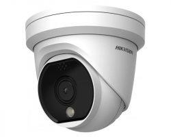 Hikvision DS-2TD1117-3/PA Hőkamera
