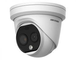 Hikvision DS-2TD1217-2/PA Hőkamera
