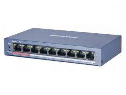 Hikvision DS-3E0109P-E/M (B) PoE Switch