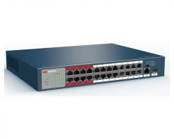 Hikvision DS-3E0326P-E/M (B) PoE Switch
