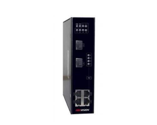 Hikvision DS-3T0306P Switch