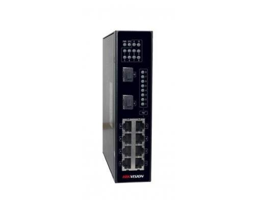 Hikvision DS-3T0310P Switch