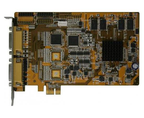 Hikvision DS-4316HCVI-E Rögzítő kártya