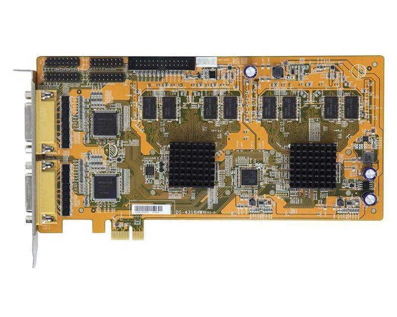 Hikvision DS-4316HWI-E Rögzítő kártya