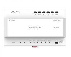 Hikvision DS-KAD706-S Disztribútor egység 2 vezetékes IP video kaputelefon rendszerhez
