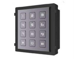 Hikvision DS-KD-KP IP video kaputelefon kültéri billentyűzet egység